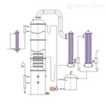 汽液双相连续精馏塔