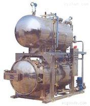 杀菌锅设备|旋转式杀菌锅|双层热水循环式杀菌锅