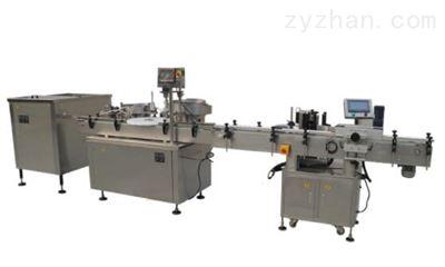SGF-2眼药水灌装生产线