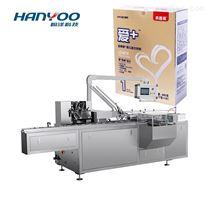 米线奶粉装盒机 快餐零食入盒机 纸盒成型机