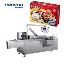 果冻糖果巧克力装盒机 自动纸盒成型机
