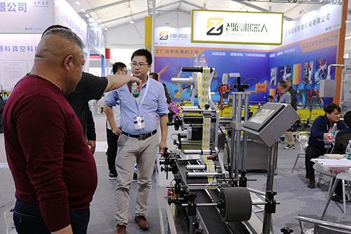 上海霄腾:紧抓行业发展脉搏,升级换代自动化包装机械
