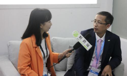 建峰印業市場開發科科長楊彥明:未來將在北方市場,為更多的制藥企業服務