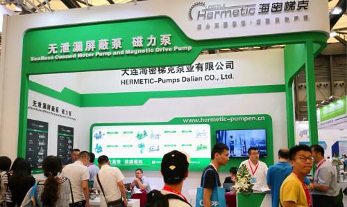 上海化工裝備展:100 泵閥企業同臺競技,等你來翻牌!