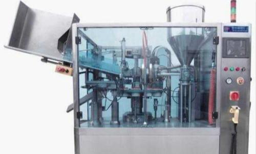 烟台超越机械全自动软膏灌装封尾机满足市场要求
