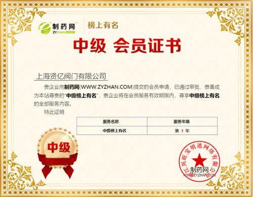 上海賢億精益求精,始終追求卓越品質