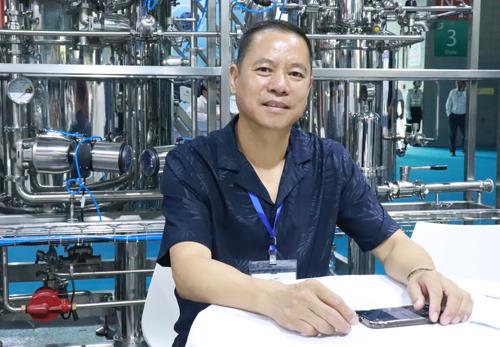 天联科技董事长沈永华:致力于成为中国领军的流体系统智能集成服务商