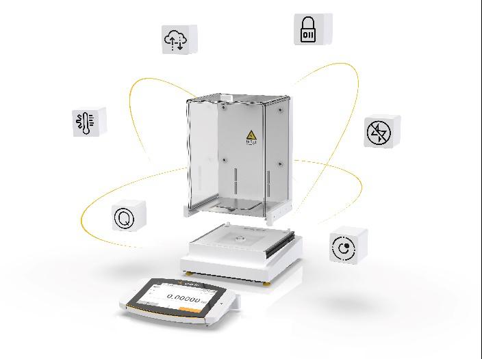 【直播】重磅新品發布!Cubis II新一代模塊化高端實驗室天平