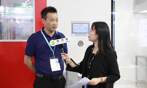 振药净化副总经理薛全弟:为更多的药企提高更优质、更好的服务