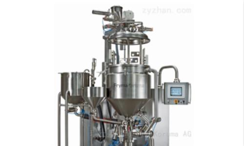 弗科玛真空均质乳化机构造坚实,适合高强度生产