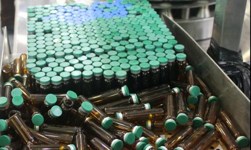 在制剂产值的带动下,我国制剂机械销售量将逐年增长