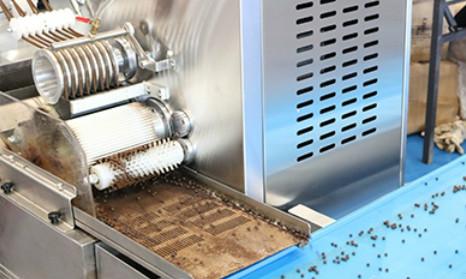 中成药企业产能增长明显,颗粒机助力生产加速度