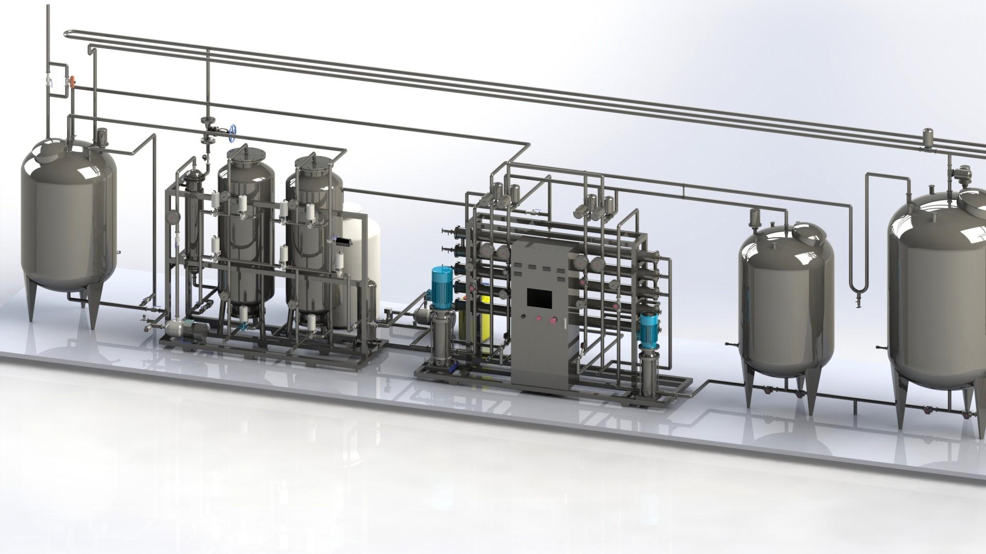 医用纯化水设备需要注意哪些日常维护保养?