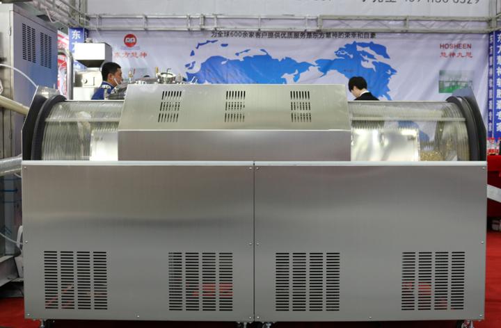 东方慧神软胶囊设备精彩亮相第57届药机展
