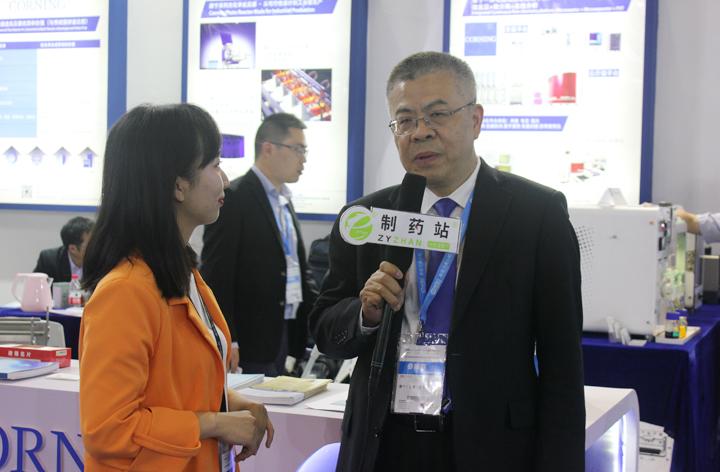 专访康宁反应器技术有限公司总裁姜毅