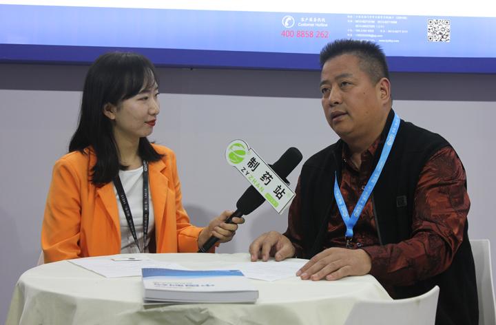 专访南通龙鹰真空科技有限公司董事长樊忠