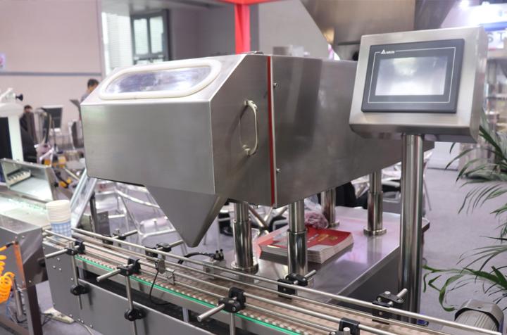 廣東惠機膠囊充填機等系列產品精彩亮相第58屆藥機展