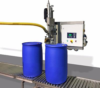 化工液体大桶灌装机