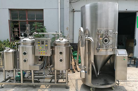 大型芳香植物精油提取设备