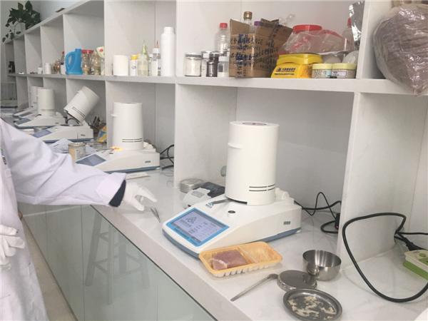 自动鱼糜水分测定仪