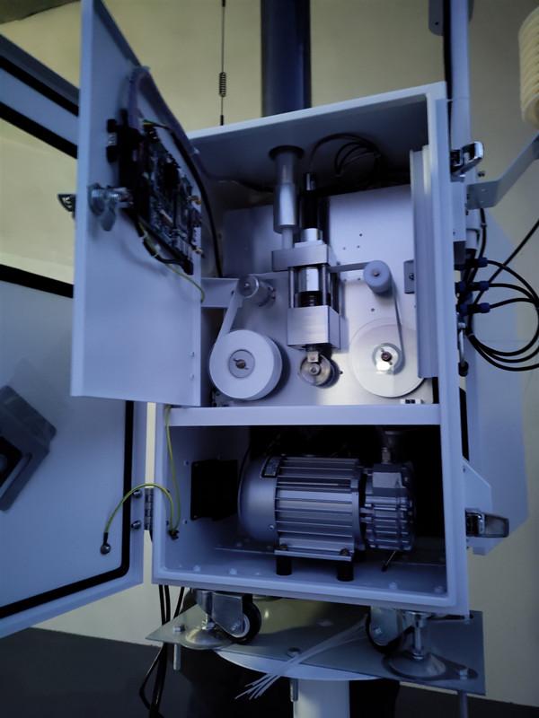 贝塔射线扬尘检测仪